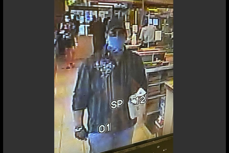 Suspect 1.