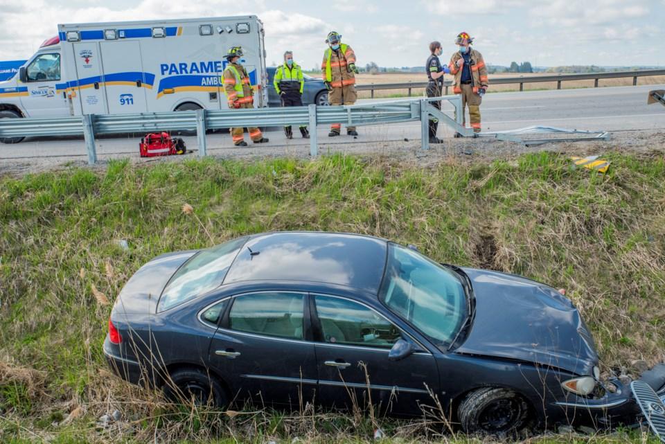 2021-05-10 collision Highway 88 Bradford PN 3