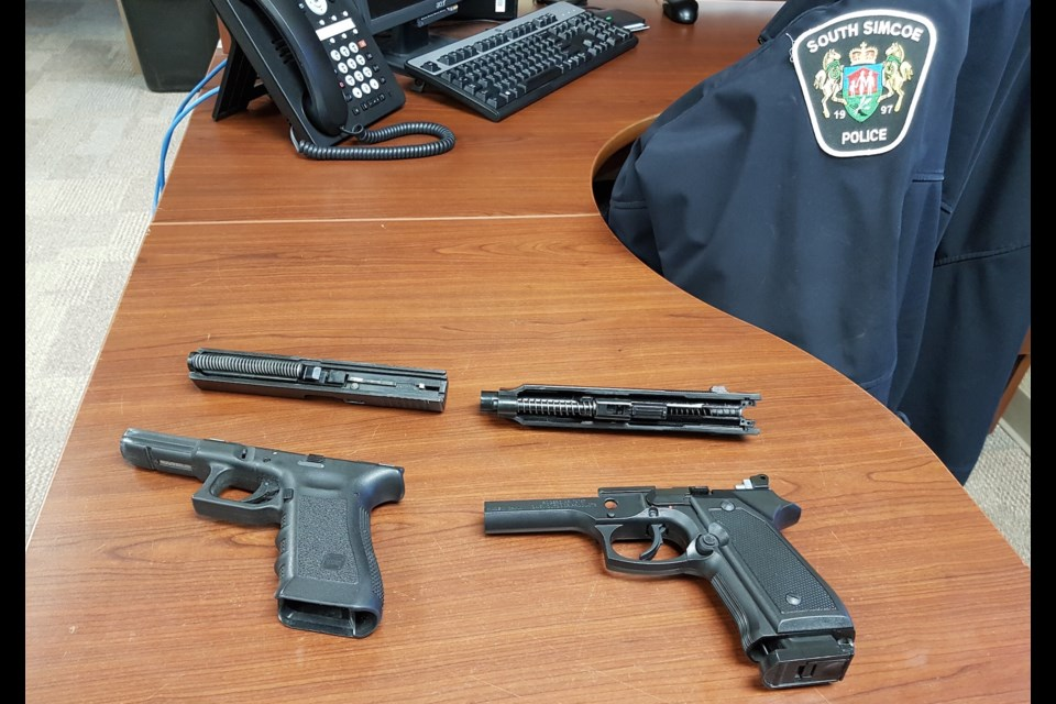 Photo supplied by South Simcoe Police
