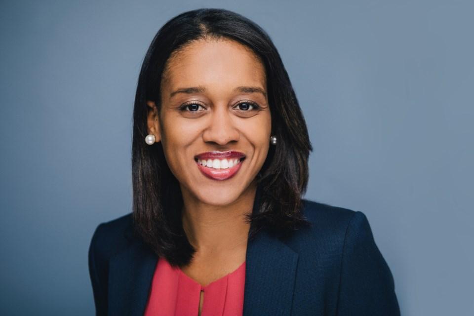 York-Simcoe Liberal candidate Daniella Johnson