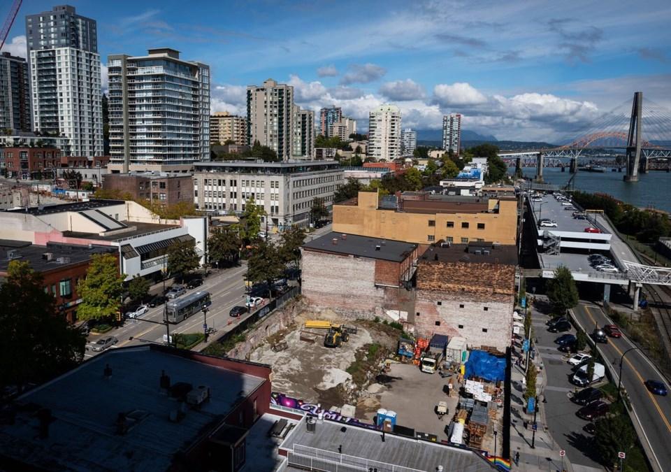 Downtown - Jen Gauthier - September 2021