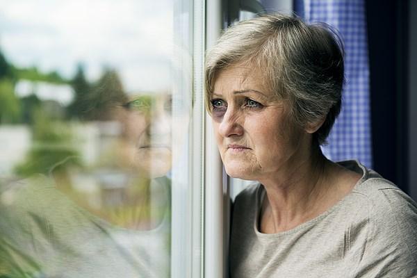 Elder Abuse - Domestic violence Getty Images