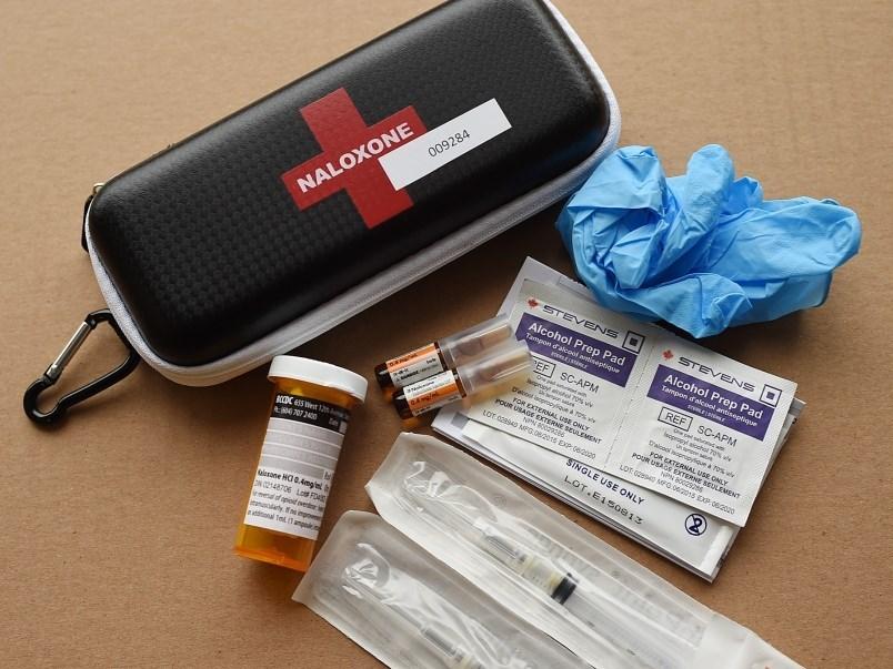 Overdose crisis - Photo Dan Toulgoet