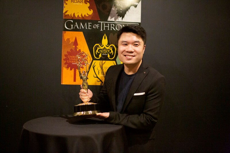 BCIT Digital Arts Instructor Mark Wong