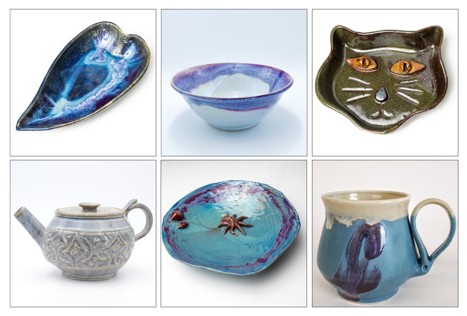Burnaby Potters Mother's Day