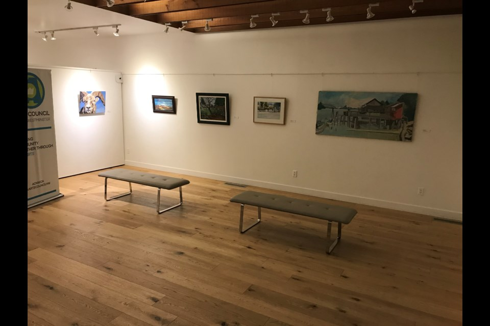 The Arts Council of New Westminster is turning the Gallery at Queen's Park into four exhibition spaces that can be rented by local artists and artisans.