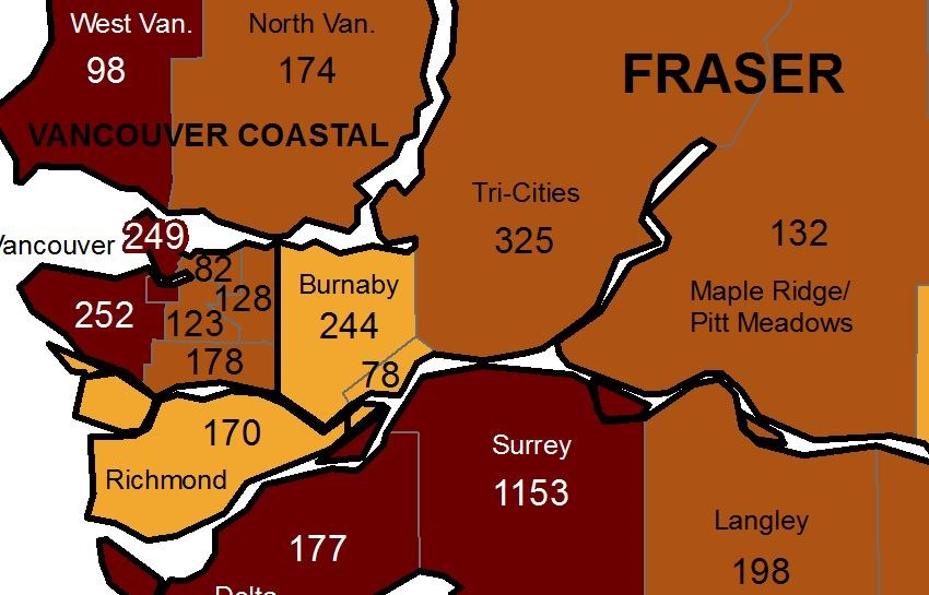 weekly cases burnaby covid-19