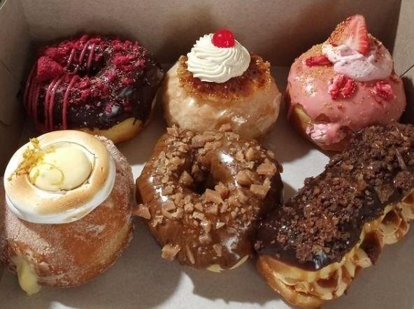 yum donuts