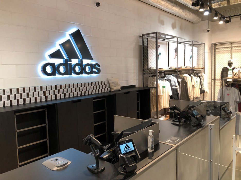 This Burnaby shopping mall is being taken over by sportswear giants
