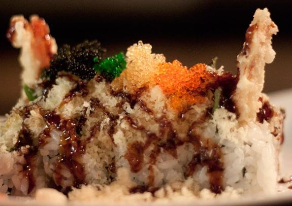 Sushi wars heat up in Burnaby with these insane creations