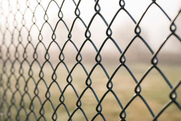 chain link fence - Getty