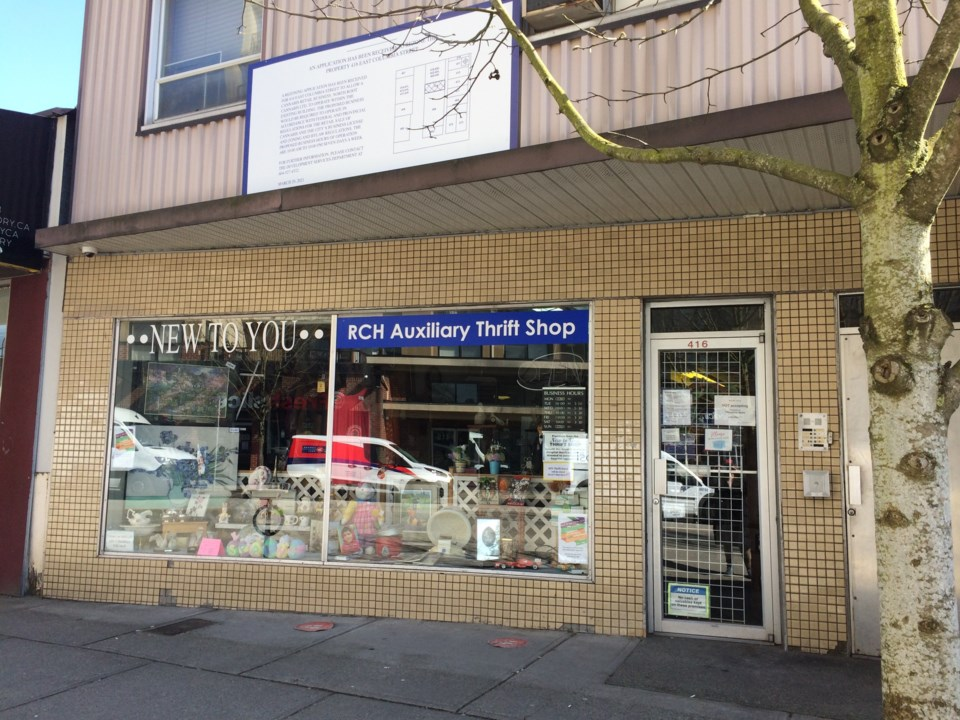 RCH Thrift Shop 2