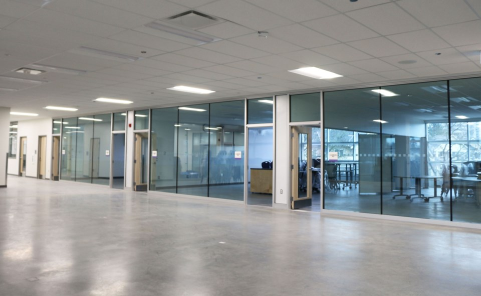 New NWSS classrooms