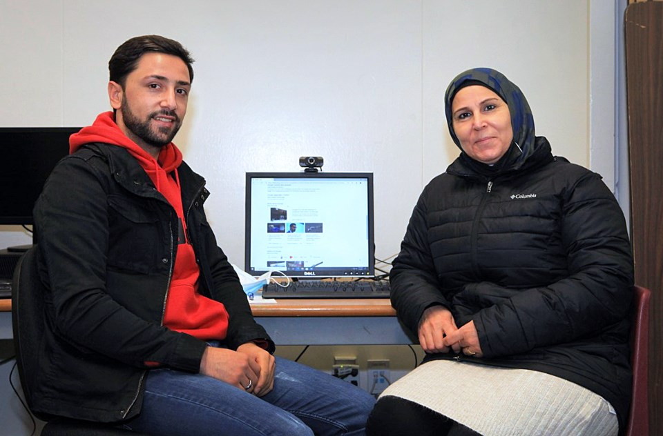 refugee computer program