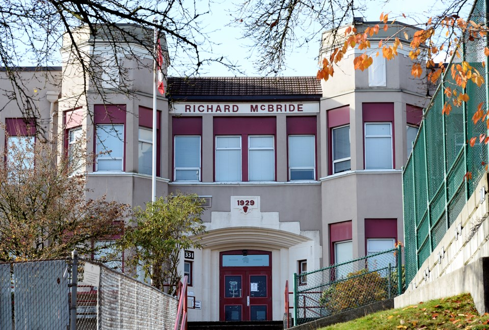 Richard McBride Elementary