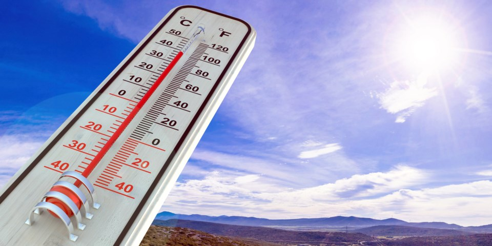 Extreme Heat Thermometer