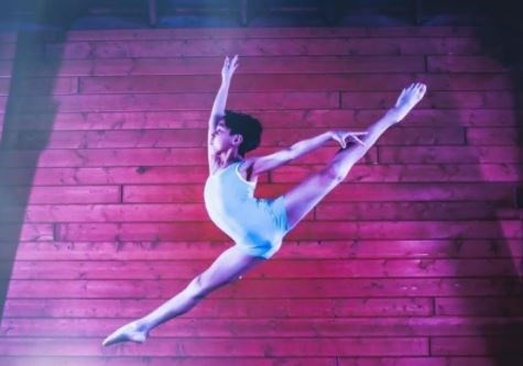 Twelve-year-old Burnaby dance star Anthony Juo is not only making a name for himself on stage, he's making a difference in his community one day at a time.