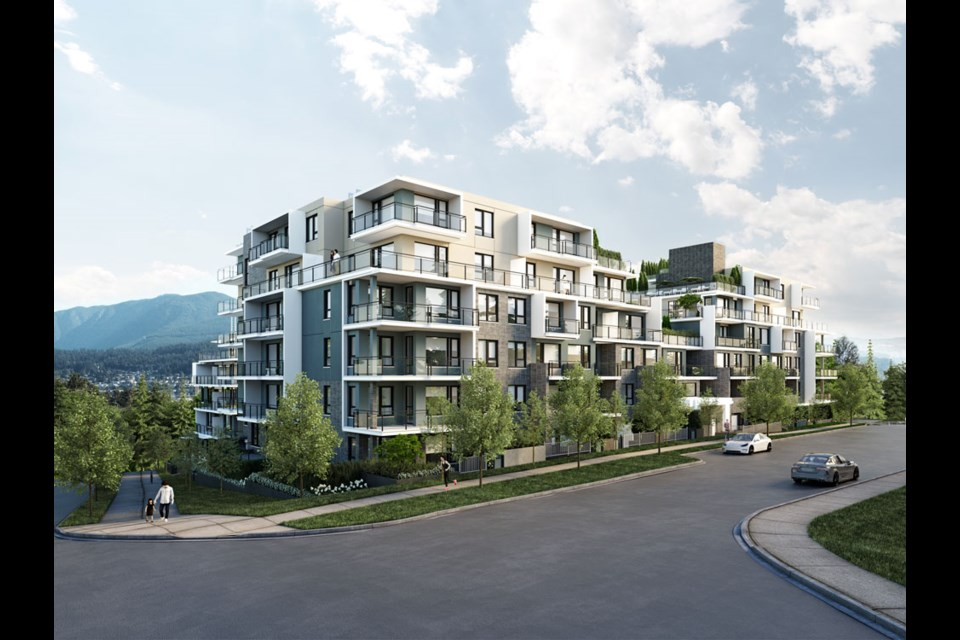 Surrounded by nature, Anchor is situated along the Evergreen Line Corridor.