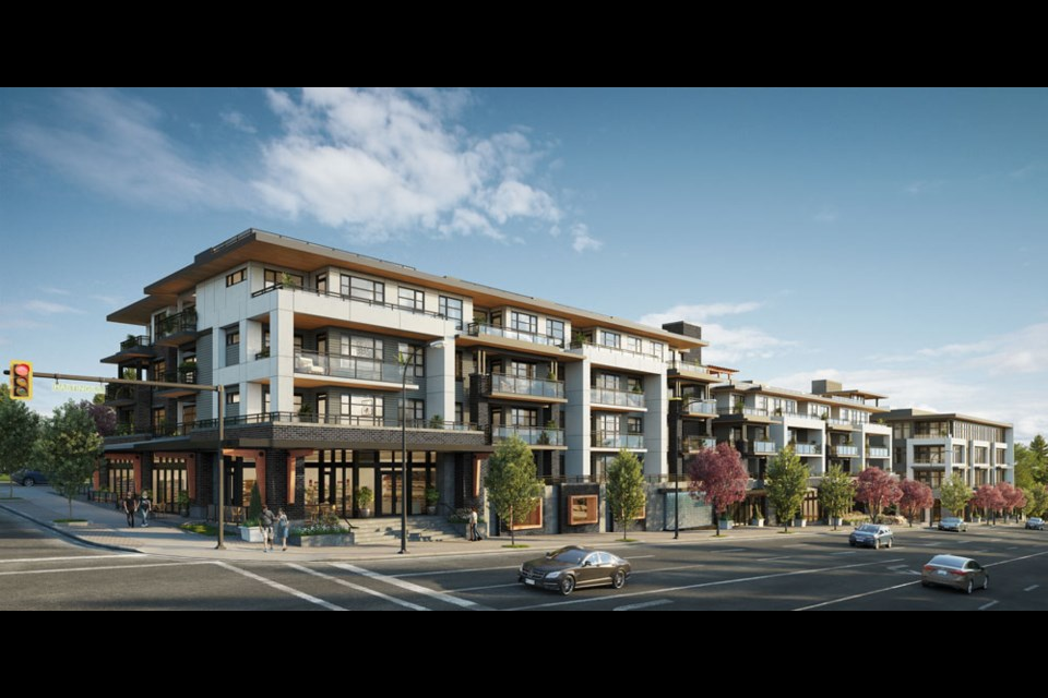 Elevated living in Burnaby Heights.