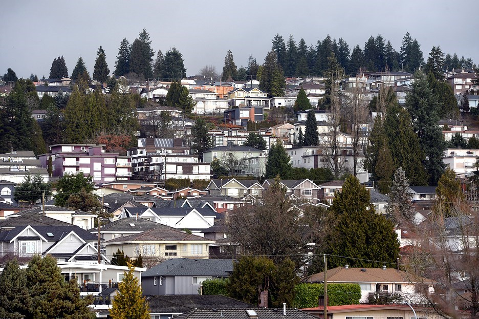 Burnaby single-family detached house prices jump 22% - skyrocket past Toronto's