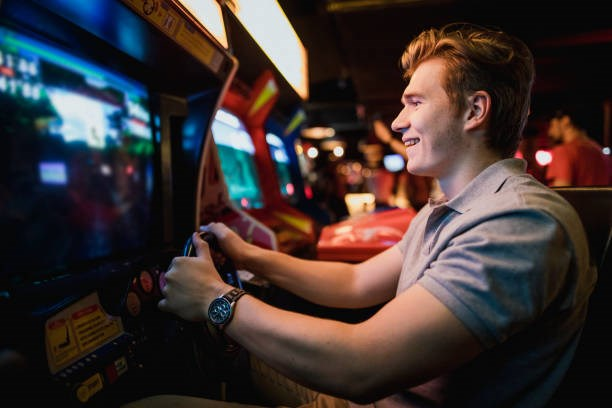 Video arcade - Getty images