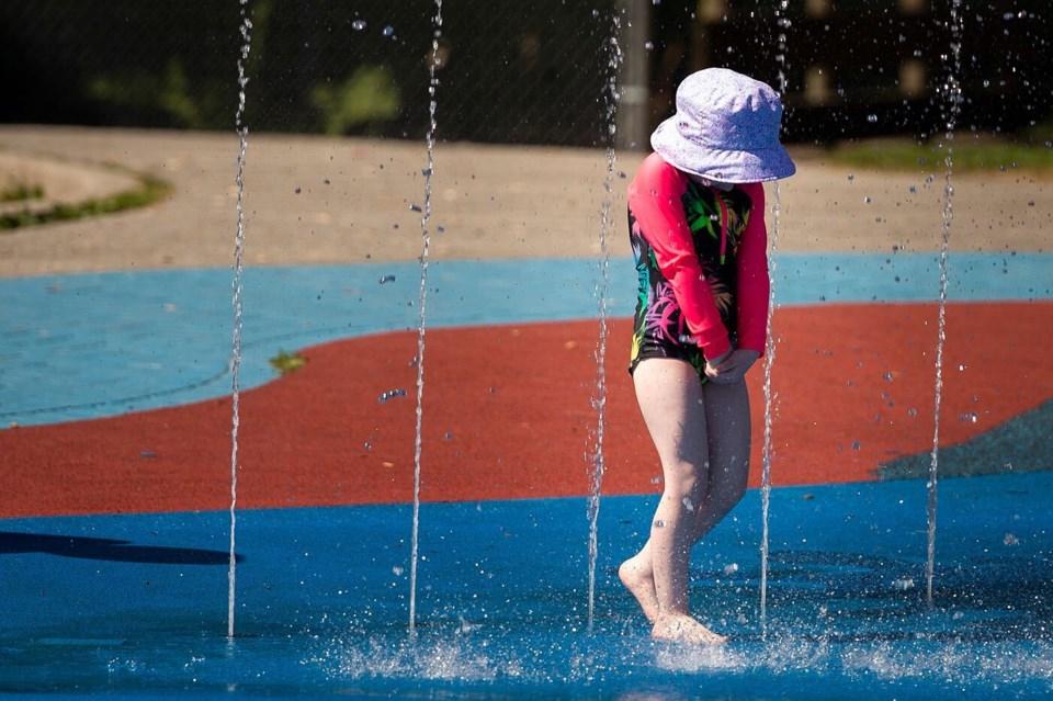 Ryall Park water park