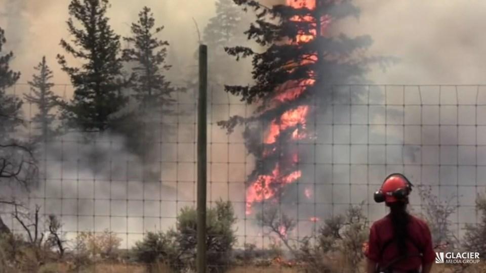 What S The 2021 B C Wildfire Season Forecast Look Like Coast Reporter