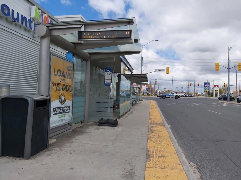 2021-05-13-Pinebush-GO-Station