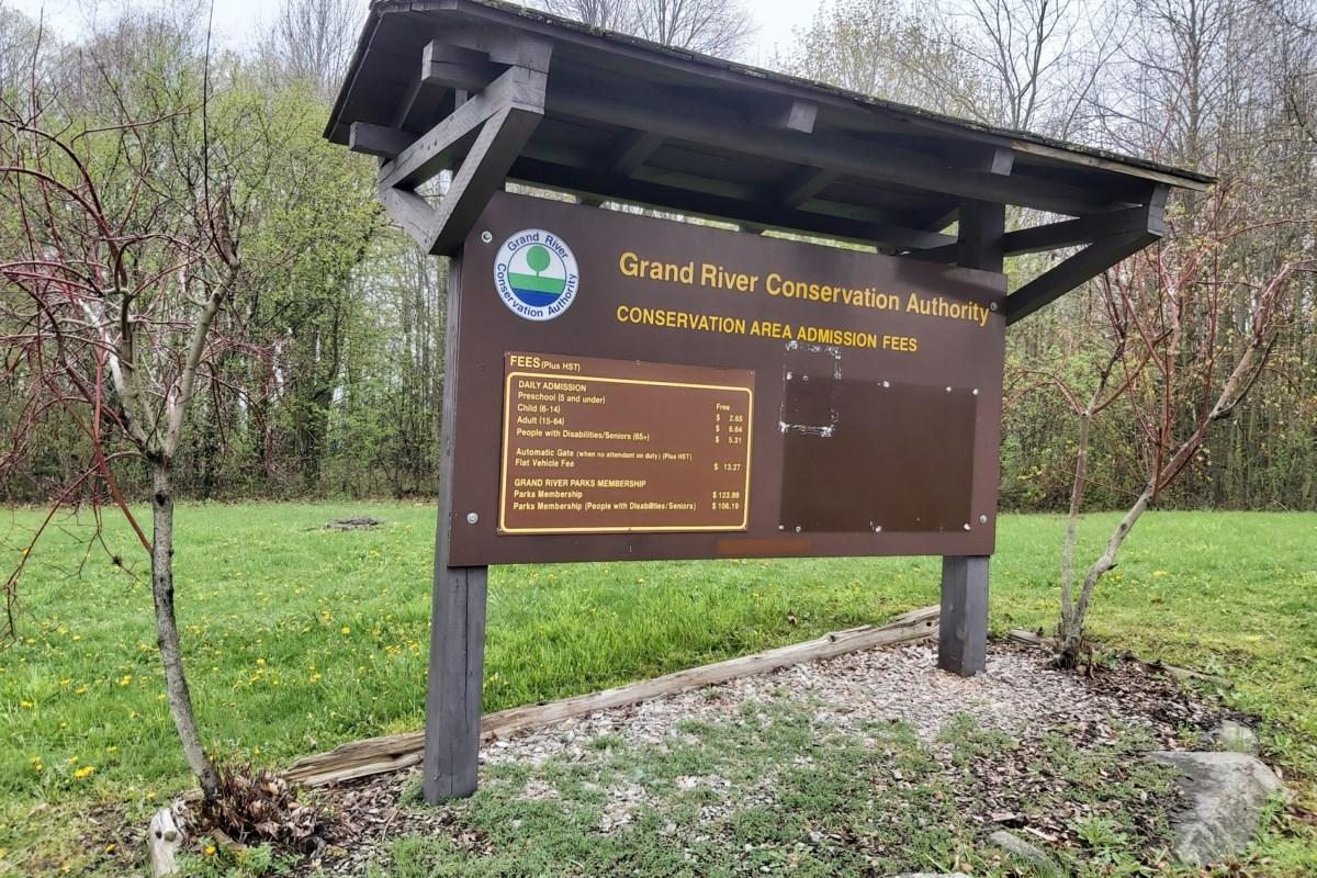 GRCA flood warning