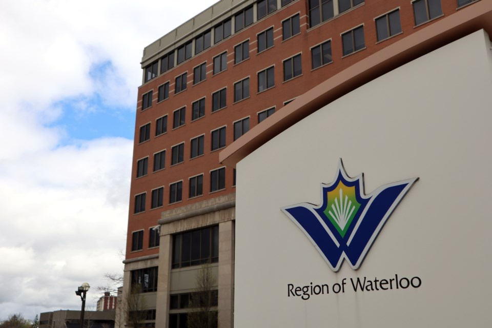 Region of Waterloo administration complex