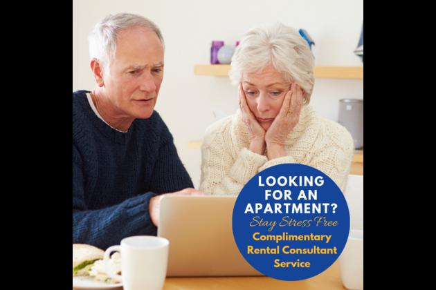 Rental Consultant Ad Graphic