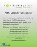 Ancestry group (1)