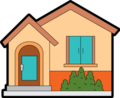 front-of-house-clipart-transparent