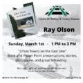Ray Olson Mar 1 2020