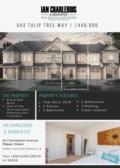 543 Tulip Tree Way Feature Sheet