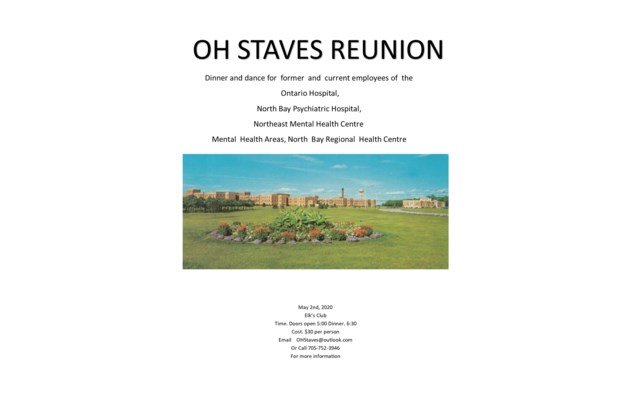 staves poster.