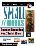 SMALL-works Open Reception