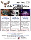 OAC Northern Arts Workshops 2019 NEW