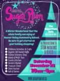 Sugar Plum Fair - Sandwich Board