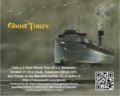 Ghost Tours of S.S. Keewatin
