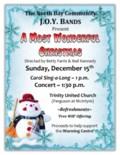 2019-12-15 JOY Band Christmas Concert