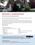 Flyer - NLP - Homeownership Resource Fair 12.10.19 (2)