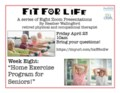 Fit For Life 8