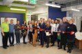 Ribbon Cutting Regus Barrie