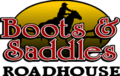 Boots+Saddles Logo
