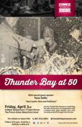 POSTER - Thunder Bay at 50