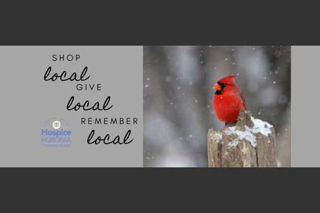 shop local give local remember local