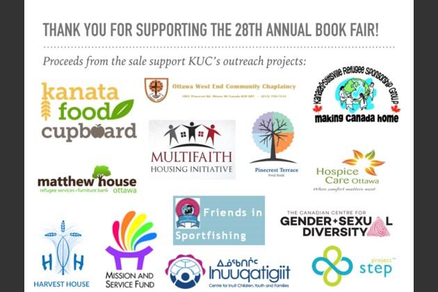 KUC Book Fair  charities.001