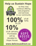 Januatry Hope House Promo TIPS