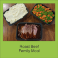 Roast Beef - Family Meal